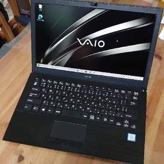 バイオ(VAIO)の美品 VAIO S13 VJS131C11N officeインストール済み(ノートPC)