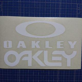オークリー(Oakley)のカッティングシート加工(アクセサリー)