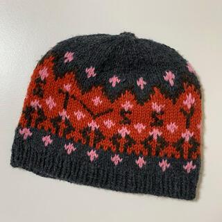 ステューシー(STUSSY)のSTUSSY ステューシー ビーニー ニット帽 ニットキャップ(ニット帽/ビーニー)