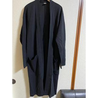 マーカウェア(MARKAWEAR)のMARKAWARE JAPANESE CARDIGAN LONG(ノーカラージャケット)