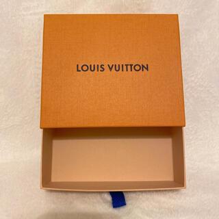 ルイヴィトン(LOUIS VUITTON)のVUITTON キーケースの空箱(ケース/ボックス)