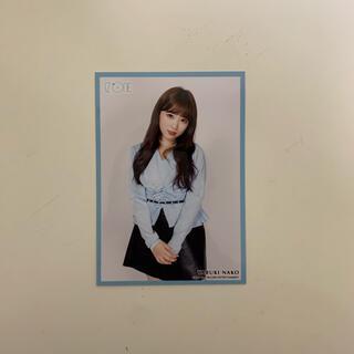 IZ*ONE 奈子 ナコ 生写真(K-POP/アジア)