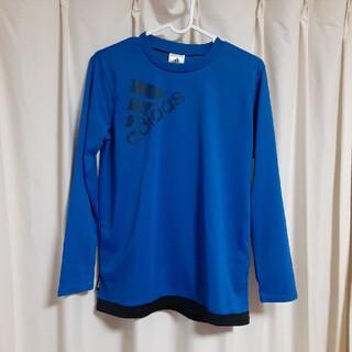 アディダス(adidas)のadidas 長袖Tシャツ 160cm(ウェア)