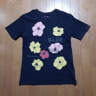 ブルーブルー(BLUE BLUE)のBLUE BLUE Tシャツ ブラック M(Tシャツ/カットソー(半袖/袖なし))