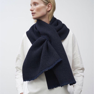 1LDK SELECT - Studio Nicholson マフラー 20aw sofia scarf