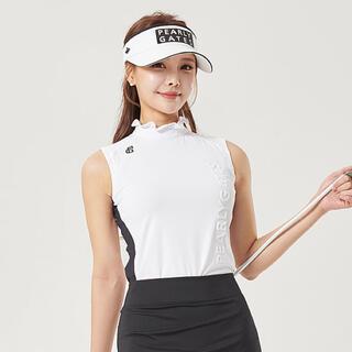 PEARLY GATES golf パーリーゲイツ ゴルフ 韓国 ノースリーブ(ウエア)