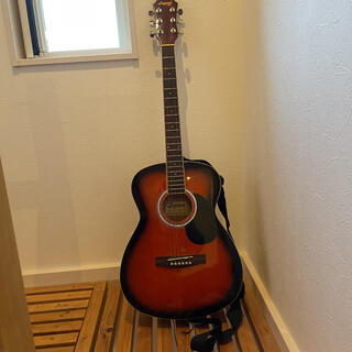 アリアカンパニー(AriaCompany)の初心者用アコースティックギター(アコースティックギター)
