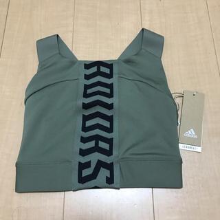 アディダス(adidas)のアディダス☆スポーツブラ M 新品未使用(トレーニング用品)