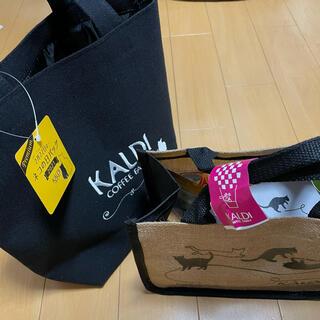 カルディ(KALDI)のカルディ KALDI 猫の日 バッグ(菓子/デザート)