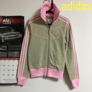 アディダス(adidas)のレア 美品 アディダス adidas トラックジャケット ジャージ(トレーナー/スウェット)