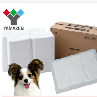 ヤマゼン(山善)のペットシーツ 薄型 レギュラー600枚(犬)