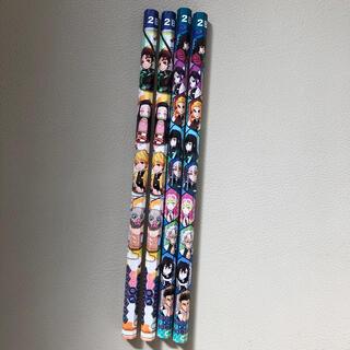 ショウワノート(ショウワノート)の鬼滅の刃 2B 鉛筆 日本製 4本セット(その他)