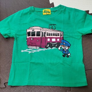 ランドリー(LAUNDRY)の4/30まで! LAUNDRY×Nishitetsu Tシャツ Sサイズ 110(Tシャツ/カットソー)