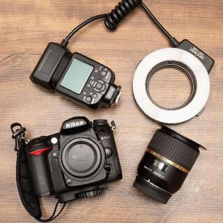 ニコン(Nikon)の女性ドクター向け口腔内写真カメラセット(デジタル一眼)