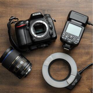 ニコン(Nikon)の口腔内写真カメラセット【高画素】D7100(デジタル一眼)