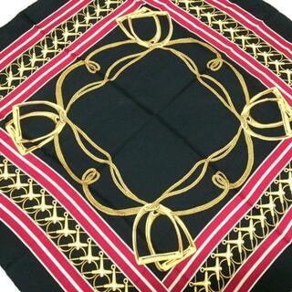 ロンシャン(LONGCHAMP)のLONGCHAMP(ロンシャン) スカーフ -(バンダナ/スカーフ)