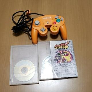 ニンテンドウ(任天堂)のゲームキューブ ソフトセット(家庭用ゲームソフト)
