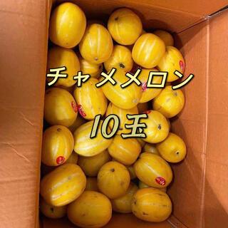 チャメメロン 20玉(フルーツ)