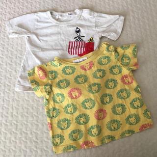 スヌーピー(SNOOPY)のTシャツ 80 セット(Tシャツ)