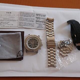 アヴァランチ(AVALANCHE)のジョーロデオ ダイヤモンドウォッチ アヴァランチ アバランチ 腕時計(腕時計(アナログ))