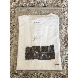 ELECTRIC COTTAGE Tシャツ M 白  袋付き fragment