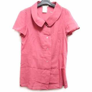 クロエ(Chloe)のクロエ 半袖シャツブラウス サイズT36 -(シャツ/ブラウス(半袖/袖なし))