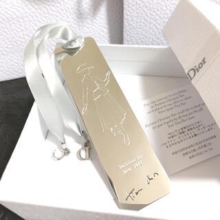 ディオール(Dior)のディオール ノベルティ しおり(しおり/ステッカー)