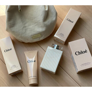 クロエ(Chloe)のクロエ ボディーローション&ハンドクリーム セット(ボディローション/ミルク)