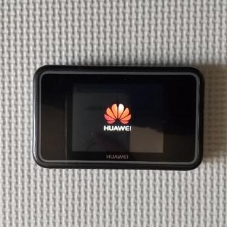 ファーウェイ(HUAWEI)のHUAWEI Mobile Wi-Fi(E5383s-327)(その他)