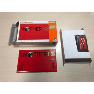 ニンテンドウ(任天堂)のMOTHER マザー 3本セット(携帯用ゲームソフト)