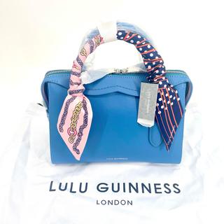 LULU GUINNESS - 【新品】Lulu Guinness ルル ギネス ハンドバッグ ショルダーバッグ