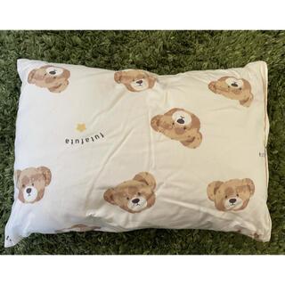 フタフタ(futafuta)のfutafutaくま柄 枕カバー(枕)