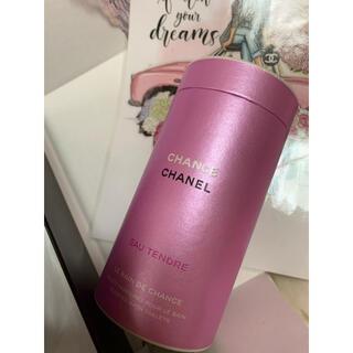 シャネル(CHANEL)のシャネル ❣️チャンス 特別限定品 バスタブレット 空箱(ボトル・ケース・携帯小物)