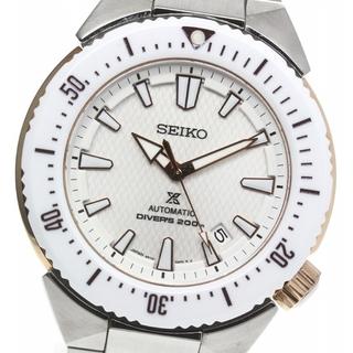 セイコー(SEIKO)のセイコー プロスペックス トランスオーシャン メンズ 【中古】(腕時計(アナログ))