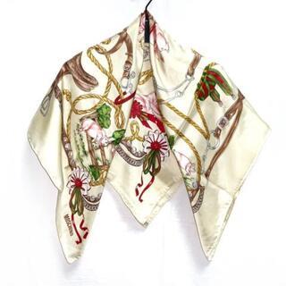 モスキーノ(MOSCHINO)のMOSCHINO(モスキーノ) スカーフ -(バンダナ/スカーフ)
