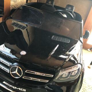 エーエムジーザダーケストニグ(AMG-THE DARKEST NIG)のメルセデスベンツ 電動 乗り物(電車のおもちゃ/車)