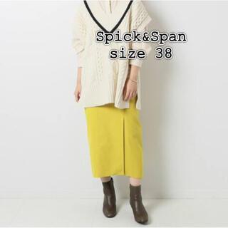 スピックアンドスパン(Spick and Span)のクリーニング済美品♡スピックアンドスパン フェイクスエードスカート(ロングスカート)