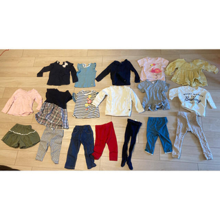 プチバトー(PETIT BATEAU)の子供服(女児) 80-95cm 春夏物【商品追加‼︎】(その他)