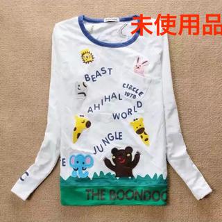 ラフ(rough)の未使用品,rough Tシャツ(シャツ/ブラウス(長袖/七分))