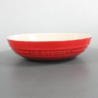 ルクルーゼ(LE CREUSET)のルクルーゼ 食器新品同様  - ボウル 陶器(その他)