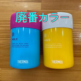 サーモス(THERMOS)のサーモス THERMOS 保冷缶ホルダー 350mL用 2個セット(食器)