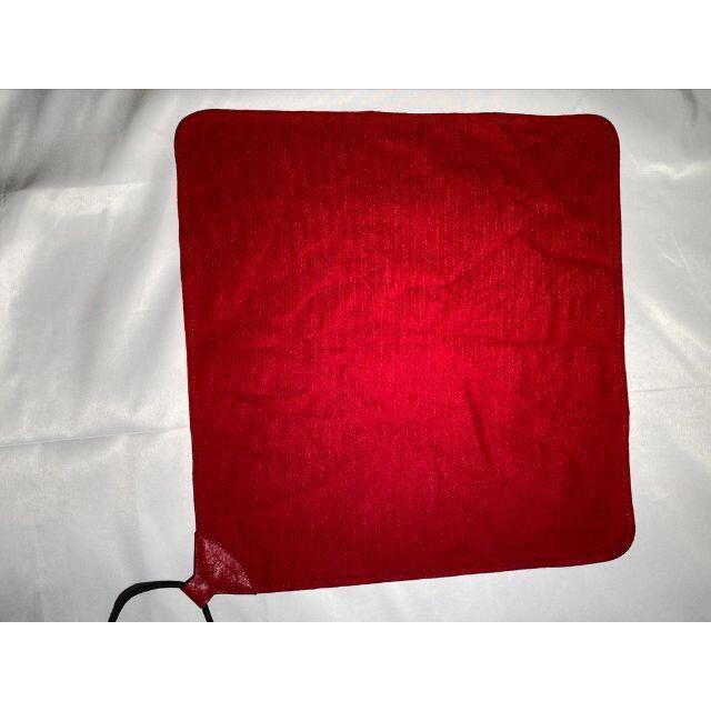 SONY(ソニー)のソニー ラッピングクロス LCS-WR2AM レッド スマホ/家電/カメラのカメラ(ケース/バッグ)の商品写真