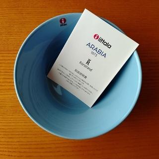 イッタラ(iittala)の新品未使用 ライトブルー 廃盤 ティーマ シリアルボウル 15cm イッタラ(食器)