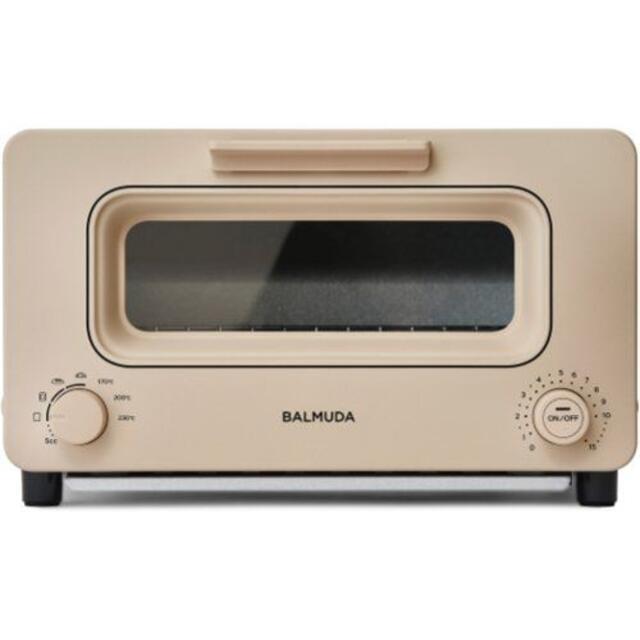 BALMUDA(バルミューダ)のバルミューダ トースター BALMUDA The Toaster K05A-BG スマホ/家電/カメラの調理家電(調理機器)の商品写真