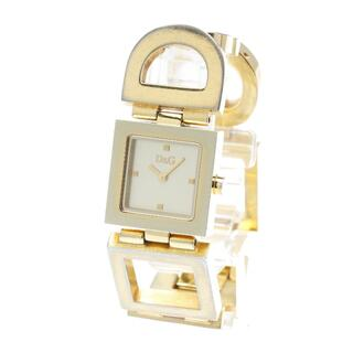ドルチェアンドガッバーナ(DOLCE&GABBANA)のドルチェアンドガッバーナ 腕時計 レディース 美品(腕時計)