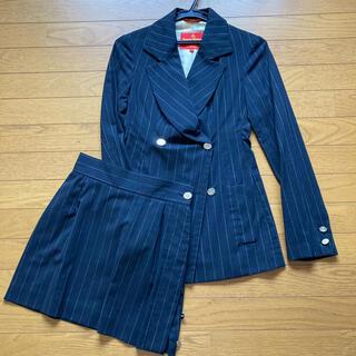 ヴィヴィアンウエストウッド(Vivienne Westwood)のVivienne Westwood☆ストライプセットアップ☆REDLABEL☆(スーツ)