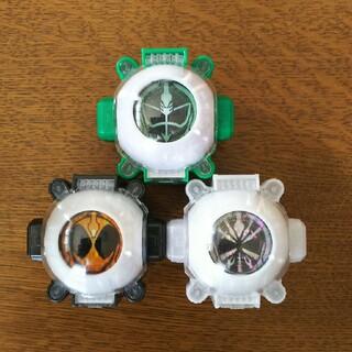 バンダイ(BANDAI)の仮面ライダーゴーストゴーストアイコン3個セット(特撮)