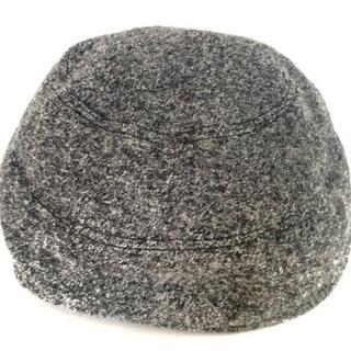 ヘレンカミンスキー(HELEN KAMINSKI)のヘレンカミンスキー 帽子美品  グレー(その他)