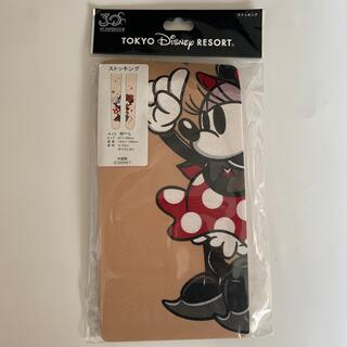 ディズニー(Disney)のディズニーランド ミニーマウス タトゥーストッキング (タイツ/ストッキング)