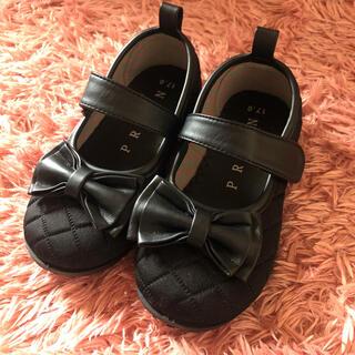 ニシマツヤ(西松屋)の子供靴フォーマル17センチ(フォーマルシューズ)